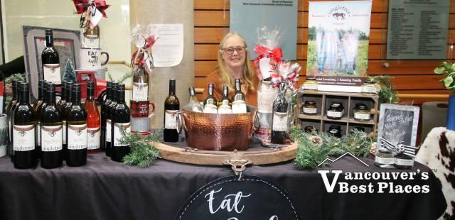 Singletree Winery at the Holiday Bazaar