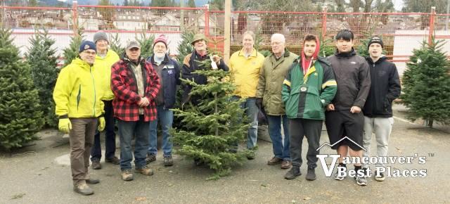 Christmas Tree Charities
