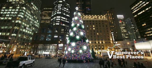 Christmas Activities Vancouver 2020 Vancouver Christmas Tree Lighting | Vancouver's Best Places