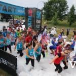 5K Foam Fest Vancouver