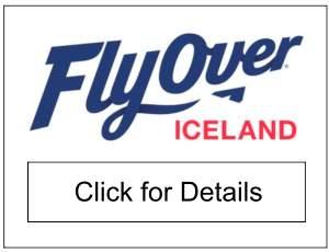 FlyOver Iceland at FlyOver Canada