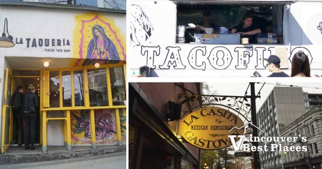 Vancouver Latin American Restaurants