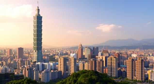 Taipei and Taipei 101