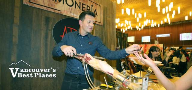 ARC Iberico at VIWF