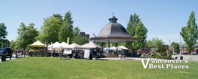 Haney Farmers Market in Maple Ridge
