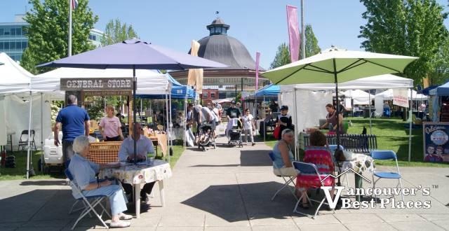 Haney Farmers Market in Maple Ridge