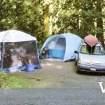 Campsite Tenting