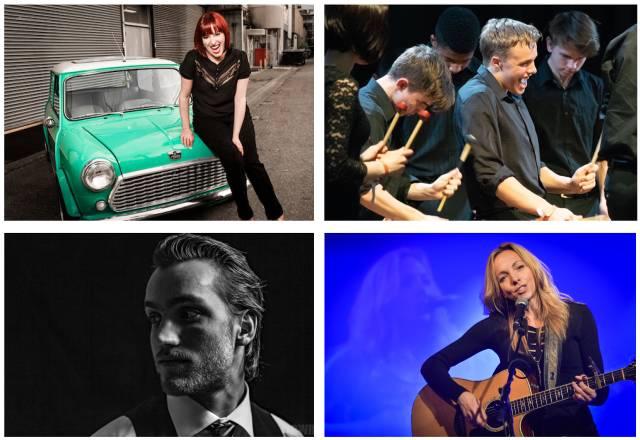 North Van Canada Day 2020 Musicians