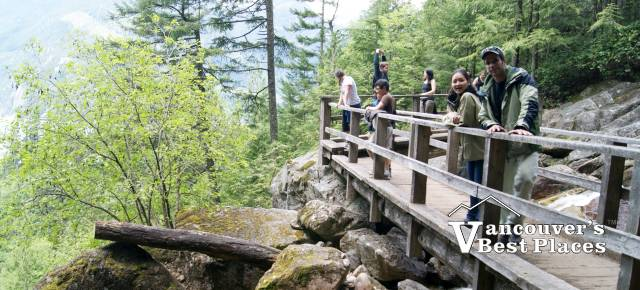Stawamus Chief Trail