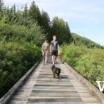 Walking Around Rolley Lake