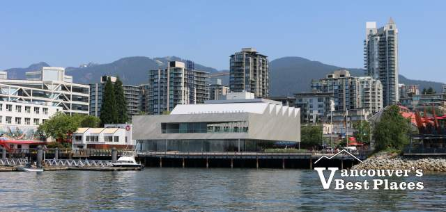 Polygon Gallery at Lower Lonsdale Waterfront