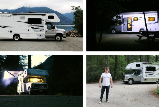 12 Reasons for RV Camping
