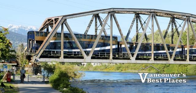 Rocky Mountaineer Train