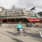 Whistler Village in July