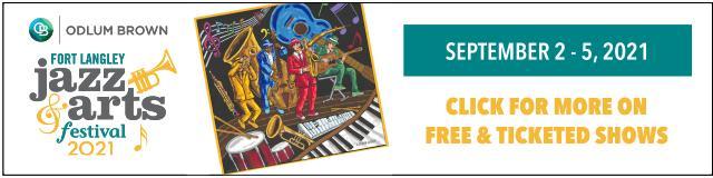 2021 Fort Langley Jazz Festival