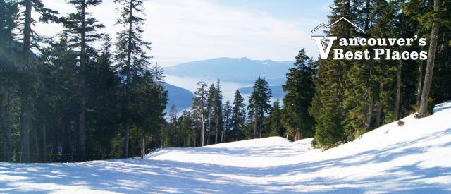 Cypress Ski Run