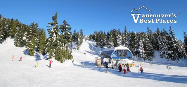 Mt. Seymour Ski Resort