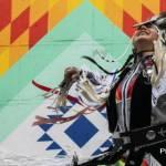 Indigenous Performer at Heart Festival