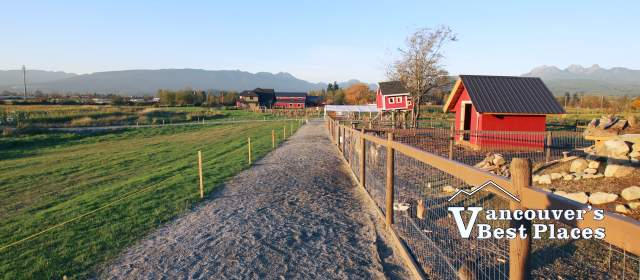 Laity Farm in Maple Ridge