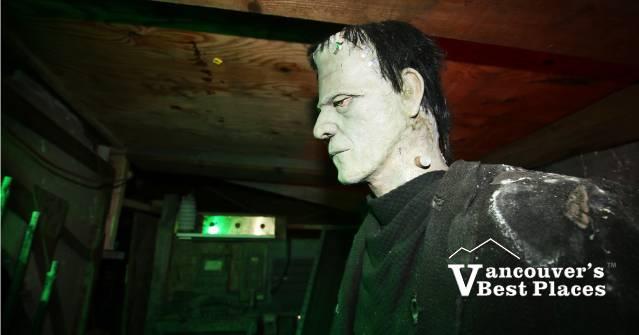 Frankenstein at Brinkworth Dungeon