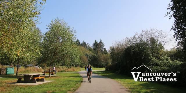 Surrey's Tynehead Regional Park