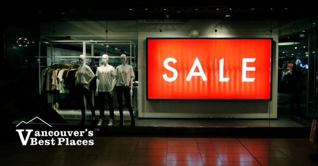 Shopping Mall Sales