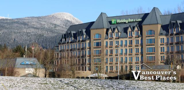 Holiday Inn and Suites in North Vancouver