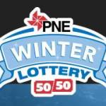 PNE Winter 50-50 Draw
