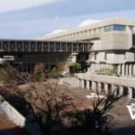 WAC Bennett Library Building at SFU