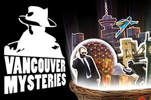 Vancouver Mysteries' Adventure Games