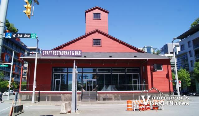 Vancouver's Craft Beer Market