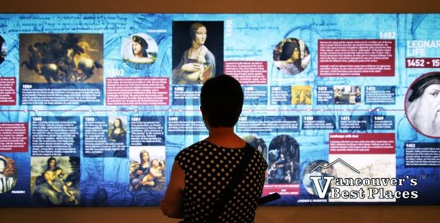 About the History of Da Vinci