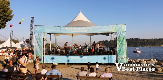 Concert Stage at Millennium Park
