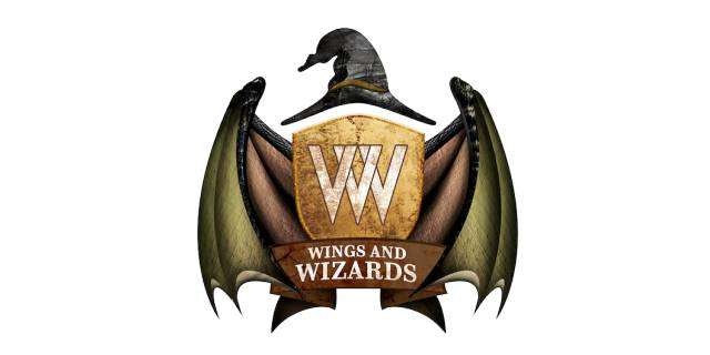 Wings and Wizards Logo