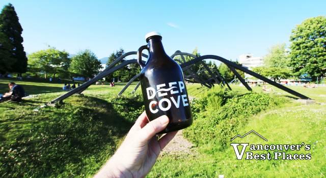 Deep Cove Growler at Waterfront Park