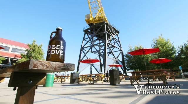 The Shipyards and Deep Cove Beer