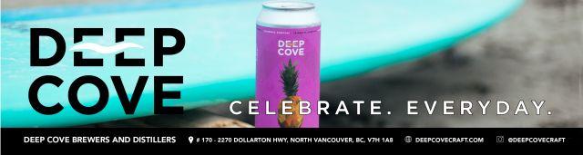 Deep Cove Craft Beer