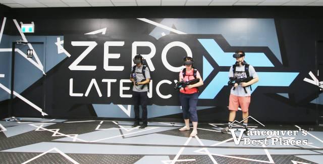 Zero Latency VR Game Centre