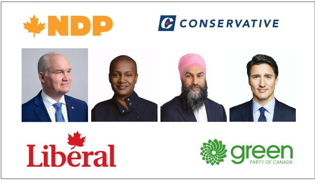 2021 Canadian Election