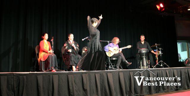 Vancouver's Flamenco Rosario