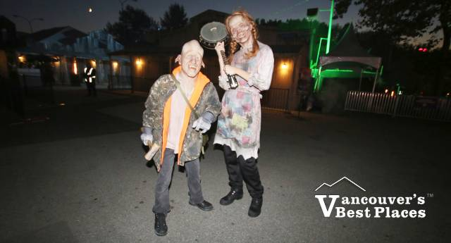 Halloween at the PNE