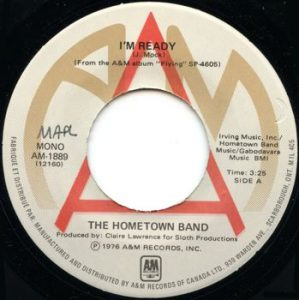 I'm Ready by The Hometown Band
