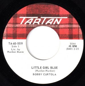 Little Girl Blue by Bobby Curtola