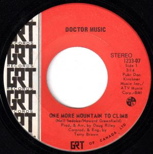 One More Mountain To Climb by Doctor Music