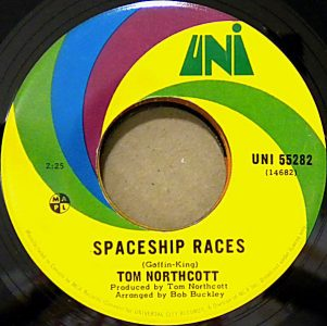 Spaceship Races by Tom Northcott