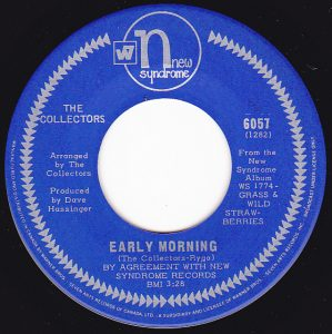 Early Morning by The Collectors