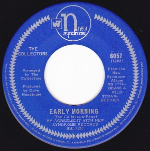 Collectors - Early Morning 45 (New Syndrome Can.).jpg