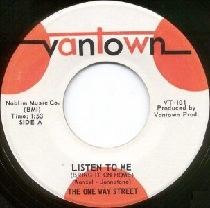 Listen to Me by One Way Street