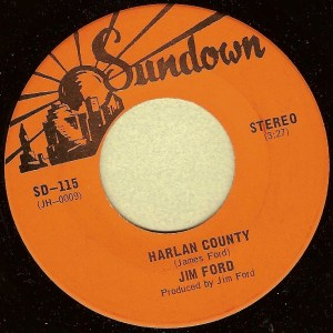 Harlan County by Jim Ford