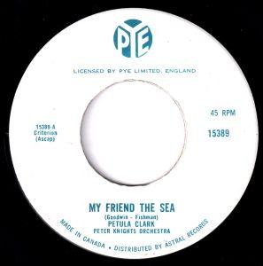 My Friend the Sea by Petula Clark